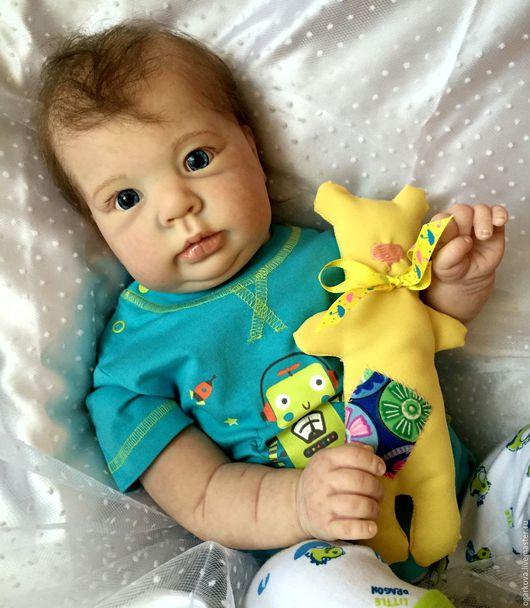 Куклы-младенцы и reborn ручной работы. Ярмарка Мастеров - ручная работа. Купить Кукла реборн на базе молда Crystal (Кристалл) by Donna RuBert. Handmade.