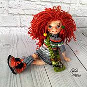 Куклы и игрушки handmade. Livemaster - original item Repeat Doll Rita toy. Handmade.