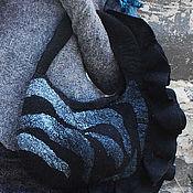 """Сумки и аксессуары ручной работы. Ярмарка Мастеров - ручная работа Сумка """"Черная бабочка"""". Handmade."""