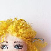 """Куклы и игрушки ручной работы. Ярмарка Мастеров - ручная работа Авторская кукла """"Злата"""". Handmade."""