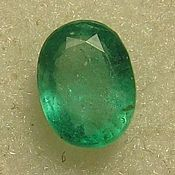 Материалы для творчества handmade. Livemaster - original item Natural emerald 0.53 carats. Handmade.