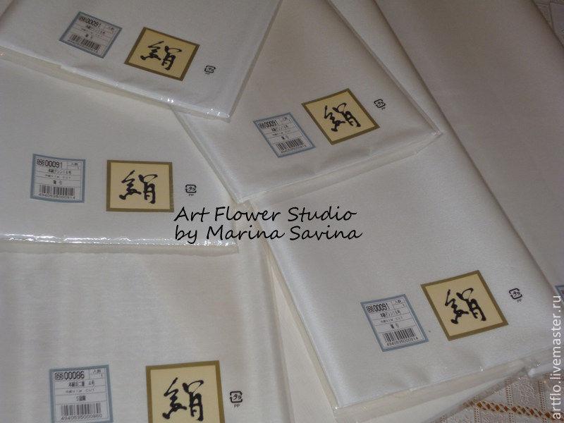 Японские натуральные ткани с пропиткой, Ткани, Москва,  Фото №1