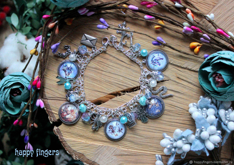 Fantastic beasts newt Salamander Harry Potter bracelet, Bead bracelet, Elektrostal,  Фото №1