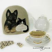 Для дома и интерьера handmade. Livemaster - original item The tea cosy