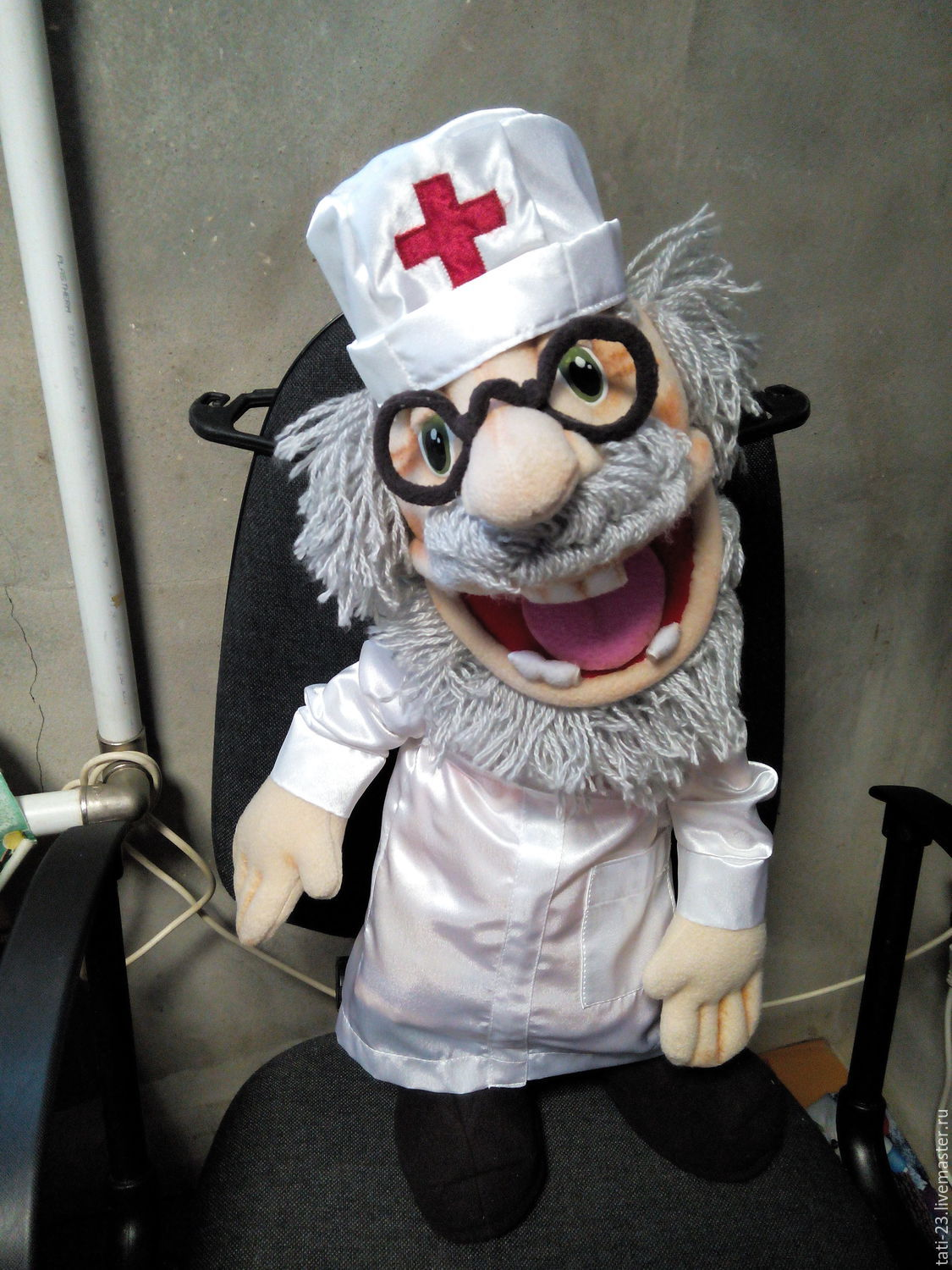 Dr. Feelgood. PUPETS.PUPPETS, Puppet show, Voronezh,  Фото №1