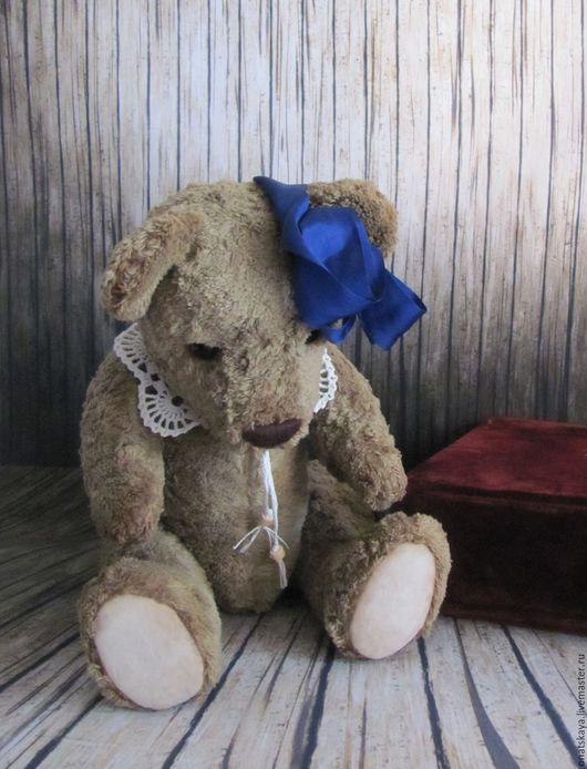 Мишки Тедди ручной работы. Ярмарка Мастеров - ручная работа. Купить мишка из 30-х годов 40см. Handmade.