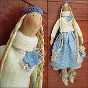 Куклы и игрушки ручной работы. Ярмарка Мастеров - ручная работа Тильда Ирма. Handmade.