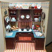 """Румбоксы ручной работы. Ярмарка Мастеров - ручная работа Румбокс """"Кухня"""". Handmade."""