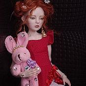 Куклы и игрушки ручной работы. Ярмарка Мастеров - ручная работа Лолита. Handmade.