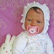 Куклы и игрушки ручной работы. Ярмарка Мастеров - ручная работа Кукла реборн Кармелита. Handmade.