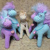 Куклы и игрушки ручной работы. Ярмарка Мастеров - ручная работа Лалашадки. Handmade.