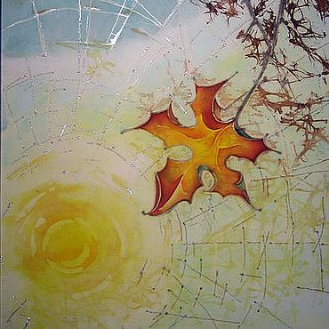 Картины и панно ручной работы. Ярмарка Мастеров - ручная работа Осень.. Handmade.