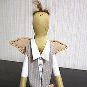 Куклы и игрушки ручной работы. Ярмарка Мастеров - ручная работа Влюбленный мужчина с серьезными намерениями. Handmade.