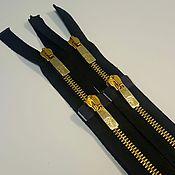 Молнии «Versace»  120 см 2 замка
