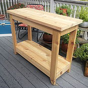 Для дома и интерьера ручной работы. Ярмарка Мастеров - ручная работа Рабочий стол. Handmade.