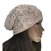 handmade. Livemaster - original item Openwork summer hat Barta. Handmade.