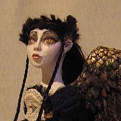 """Куклы и игрушки ручной работы. Ярмарка Мастеров - ручная работа Интерьерная кукла """"Посланница"""". Handmade."""
