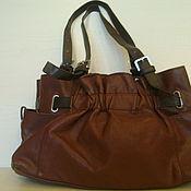 Винтаж ручной работы. Ярмарка Мастеров - ручная работа Маленькая сумочка через плечо. Handmade.