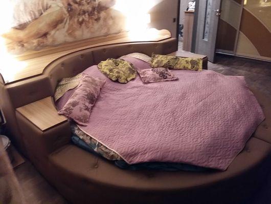 Текстиль, ковры ручной работы. Ярмарка Мастеров - ручная работа. Купить Оформление спальни. Handmade. Портьеры, шторы на заказ