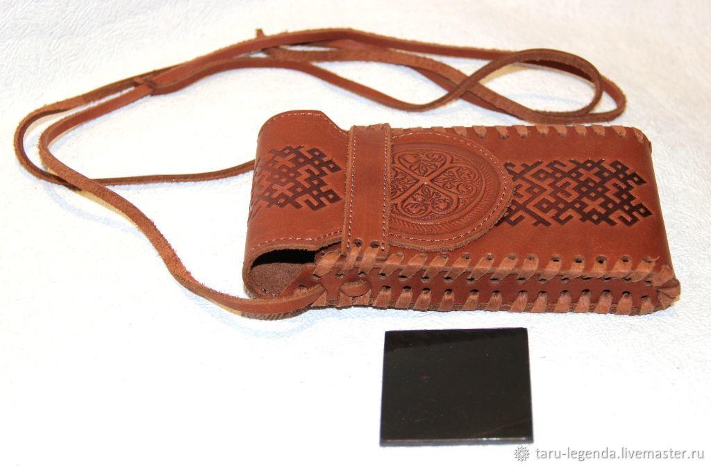 Чехол для телефона с шунгитовой пластиной