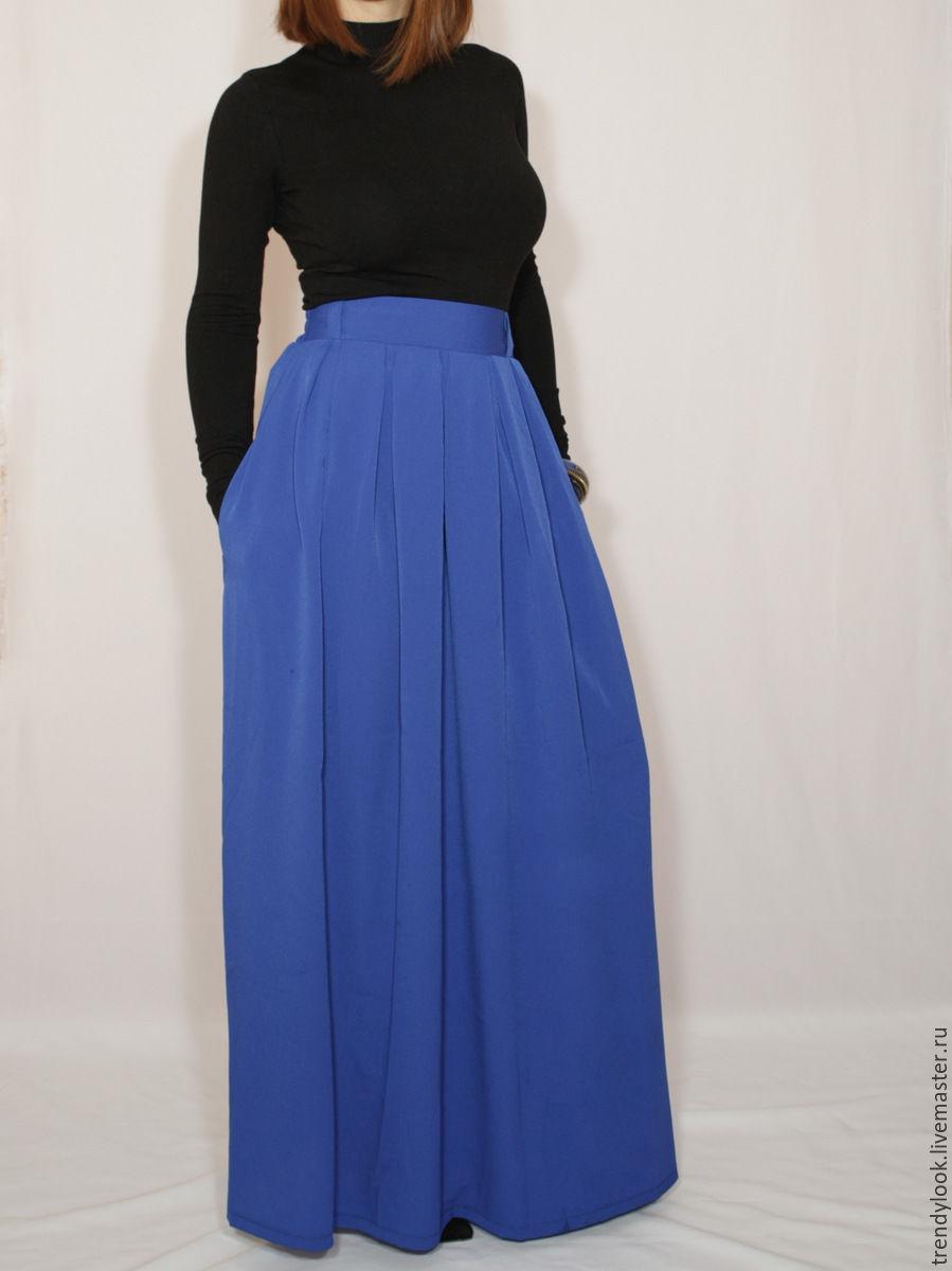 Турецкие юбки в пол