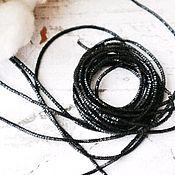 Шнуры ручной работы. Ярмарка Мастеров - ручная работа Трунцал 1мм. Handmade.