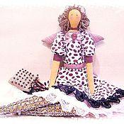 Куклы и игрушки ручной работы. Ярмарка Мастеров - ручная работа Хельга - Кофейная Фея. Handmade.