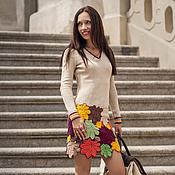 """Одежда ручной работы. Ярмарка Мастеров - ручная работа Платье """"Осенняя рапсодия"""". Handmade."""