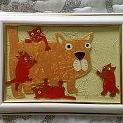 Картины и панно ручной работы. Ярмарка Мастеров - ручная работа Дети - цветы жизни. Handmade.