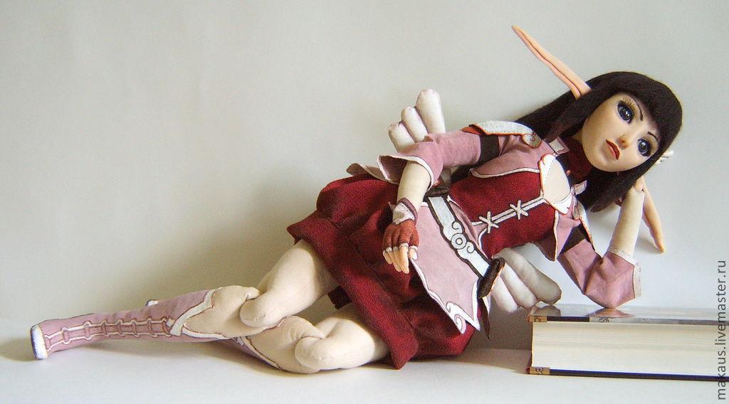 Куклы из пластика своими руками все для новичков