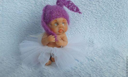 Миниатюра ручной работы. Ярмарка Мастеров - ручная работа. Купить .......СмешНюша........ Handmade. Бежевый, кукольная миниатюра, милая куколка, миниатюра