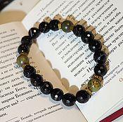 Украшения handmade. Livemaster - original item Bracelet made of stones