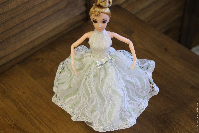 Шить платья для кукол своими руками без машинки 86