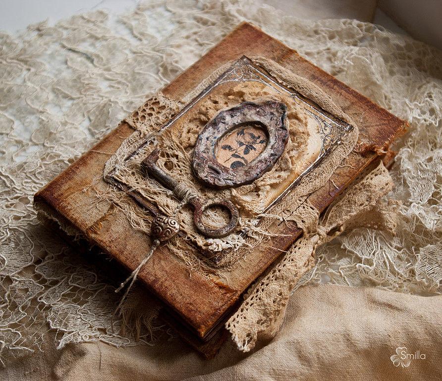 Как состарить книгу в домашних условиях