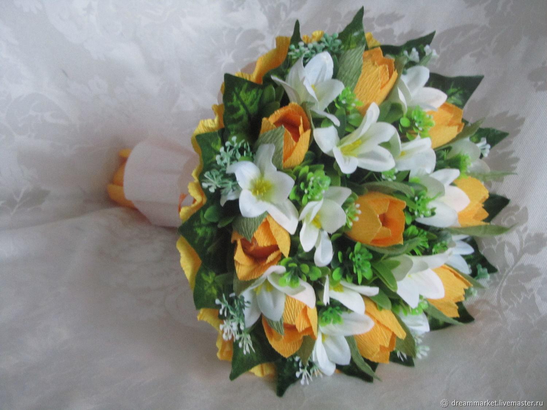 """Букет из конфет """"Тюльпаны"""", Букеты, Москва,  Фото №1"""