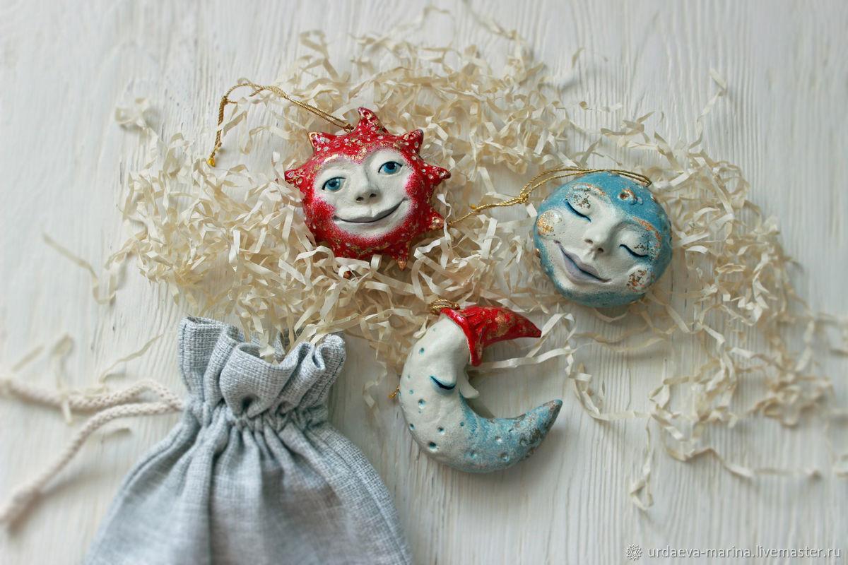 Ёлочные игрушки, Мягкие игрушки, Красноярск,  Фото №1