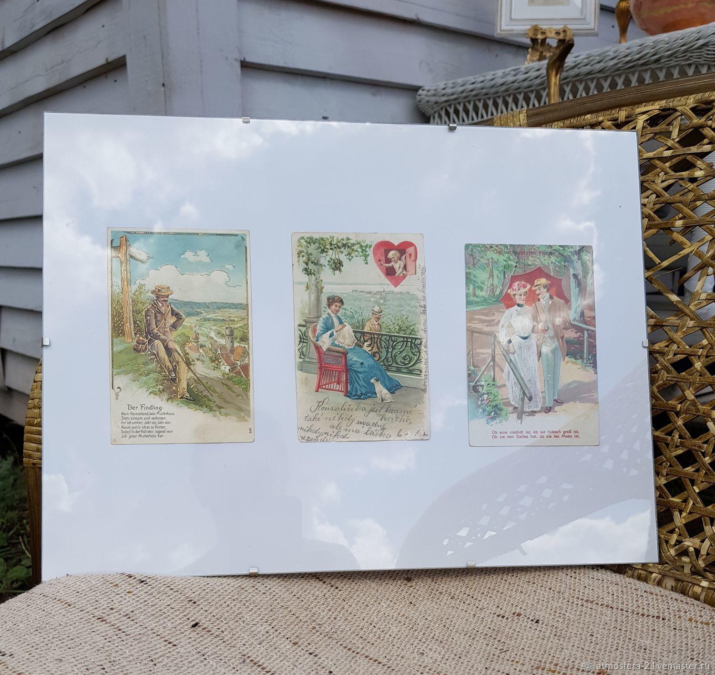 Продажа антикварных открыток, клевого дня рождения