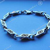 handmade. Livemaster - original item Bracelet Perun (5 mm). Handmade.
