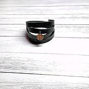 Украшения handmade. Livemaster - original item Lace bracelet: Quatrefoil. Handmade.