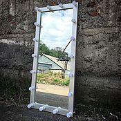 Для дома и интерьера ручной работы. Ярмарка Мастеров - ручная работа Гримерное зеркало SILVER.. Handmade.