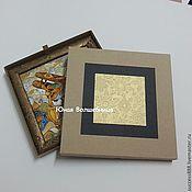Сувениры и подарки ручной работы. Ярмарка Мастеров - ручная работа Коробка из микрогофрокартона - оригинальная упаковка. Handmade.