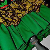Одежда ручной работы. Ярмарка Мастеров - ручная работа Сочное лето . юбка. Handmade.