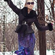 """Одежда ручной работы. Ярмарка Мастеров - ручная работа Юбка """"Iris"""". Handmade."""