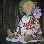 Куклы и игрушки ручной работы. Ярмарка Мастеров - ручная работа Липа, мишка тедди. Handmade.
