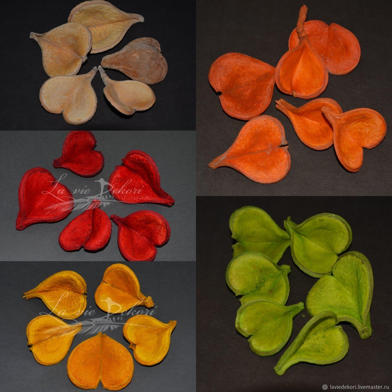 Slices PEREIRO (hearts), 3 PCs, Natural materials, Moscow,  Фото №1