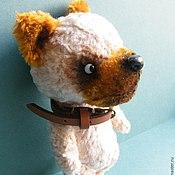 Куклы и игрушки ручной работы. Ярмарка Мастеров - ручная работа Любимый пес Лука. Handmade.