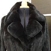 Одежда ручной работы. Ярмарка Мастеров - ручная работа Шуба норковая Blackglama. Handmade.