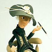 Куклы и игрушки ручной работы. Ярмарка Мастеров - ручная работа Клотильда. Handmade.
