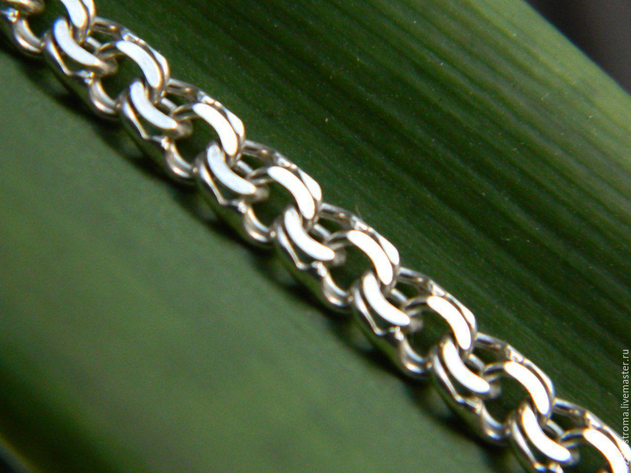 Купить Серебряная цепь - Серебряная цепочка, серебряная цепь, Серебряная цепочка 925, цепь из серебра