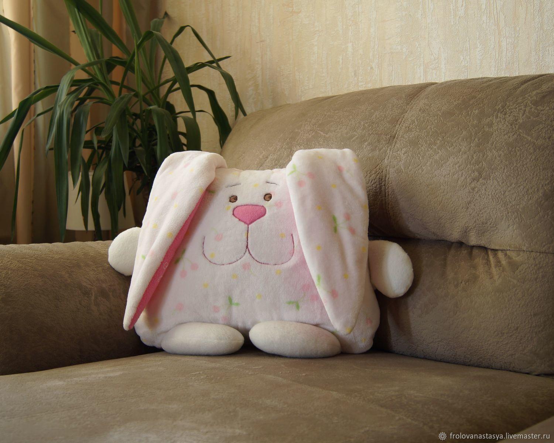 человеческий заяц подушка картинка каждого оттенка